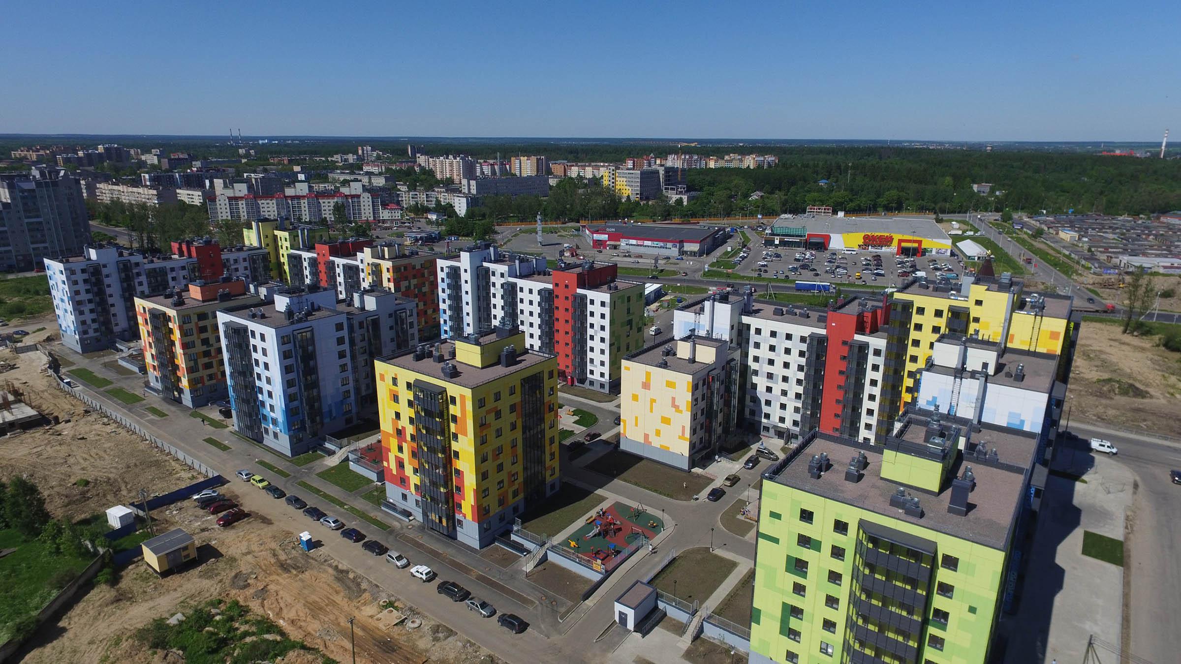 4cc15db28850d Яна Булмистре, руководитель отдела маркетинга строительно-инвестиционного  холдинга «Аквилон-Инвест» в Санкт-Петербурге: «Цены к началу года,  действительно, ...